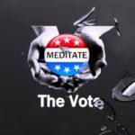 meditate the vote